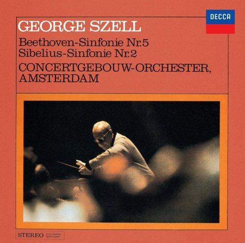 ベートーヴェン:交響曲第5番<運命>/シベリウス:交響曲第2番