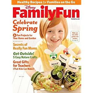 Magazine - Disney Family Fun