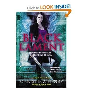 Black Lament (A Black Wings Novel)