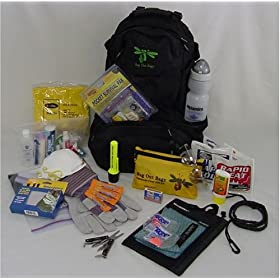 Deluxe Plus Back Pack Package