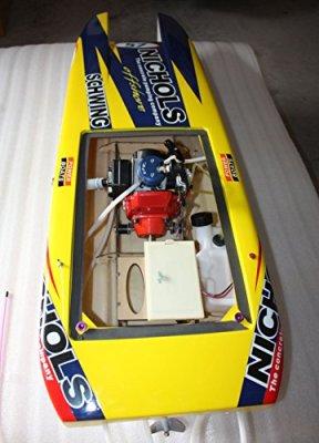 Sangdo-Trailblazer-1310-RTR-24G-RC-Gas-Engine-26cc-Speed-Boat-Dropship