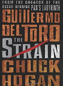 "Cover of ""The Strain: Book One of The Str..."