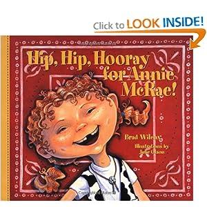 Hip, Hip, Hooray for Annie McRae