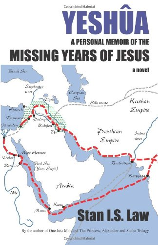 YESHUA a Personal Memoir of the Missing Years of Jesus: Stanislaw Kapuscinski (aka Stan I.S. Law): 9780973187236: Amazon.com: Books