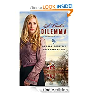 A Bride's Dielmma in Friendship, Tennessee by Diana  Lesire Brandmeyer