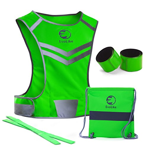 Original Reflective Vest of Unique Design