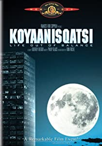 """Cover of """"Koyaanisqatsi - Life Out of Bal..."""