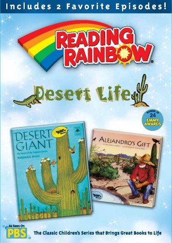 READING RAINBOW:DESERT LIFE