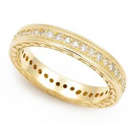 Yellow Gold Engagement Rings: Cheap 18k Yellow Gold ...