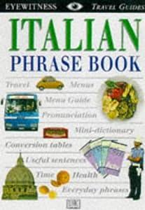 "Cover of ""Italian (Eyewitness Travel Guid..."