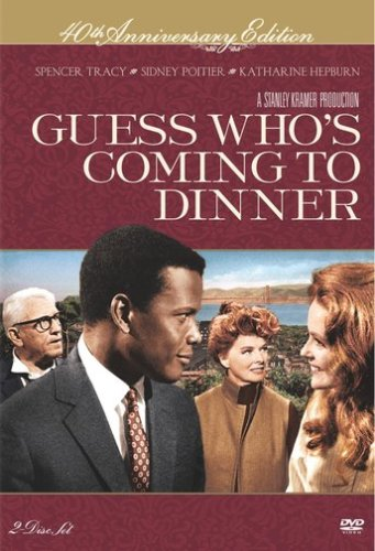 "Cover of ""Guess Who's Coming to Dinner (4..."