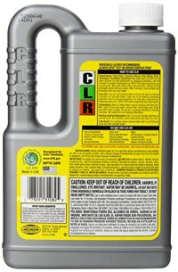 CLR Calcium Lime Rust Remover, Enhanced Formula, 28 fl oz ...