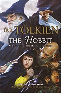 "Cover of ""The Hobbit: An Illustrated Edit..."