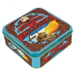 La Mere Poulard Large Galettes - Large Shortbread cookies from France, Metal Gift tin 8.8oz