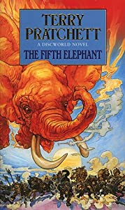 """Cover of """"The Fifth Elephant (Discworld N..."""