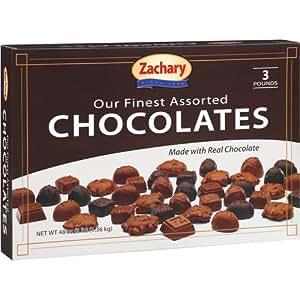 Zachary Fine Assorted Chocolates 48 Oz 3
