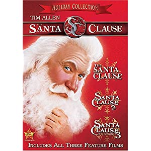 The Santa Clause: 3 Movie Collection