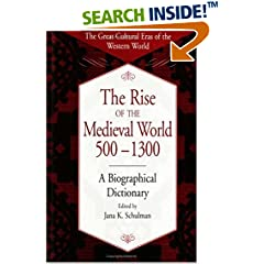 A Biographical Dictionary (The Great Cultural Eras of the Western World)