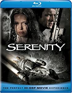 "Cover of ""Serenity (Widescreen Edition)"""