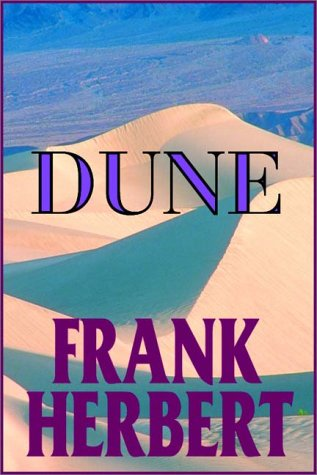 Cover of Dune by Frank Herbert