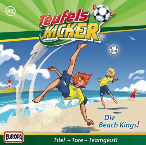Teufelskicker (43) Die Beach-Kings (Europa)