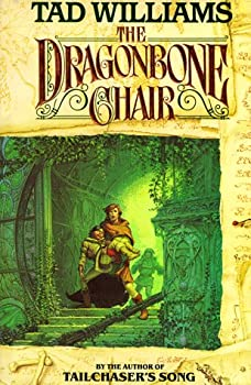 "Cover of ""The Dragonbone Chair (Memory, S..."