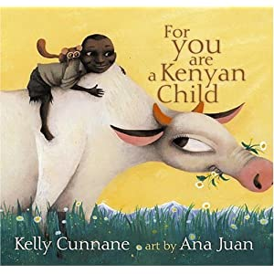 For You Are a Kenyan Child (Ezra Jack Keats New Writer Award)