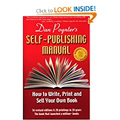 How to Write, Print and Sell Your Own Book (Self Publishing Manual)