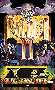 "Cover of ""Evil Dead II"""
