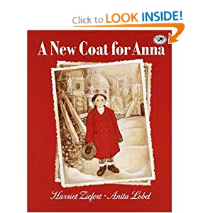 A New Coat for Anna (Dragonfly Books)