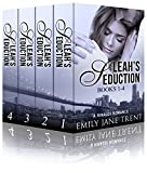 Leah's Seduction (Books 1-4) (Gianni and Leah)