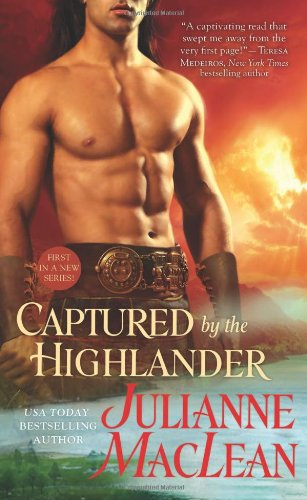 Captured by the Highlander (Highlander Trilogy #1) by Julianne MacLean