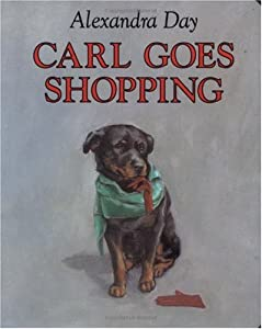 "Cover of ""Carl Goes Shopping"""
