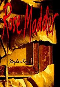 """Cover of """"Rose Madder"""""""