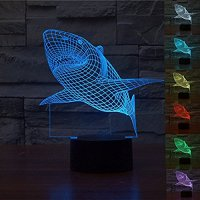 Great 3D Illusion Lamps for Geeks