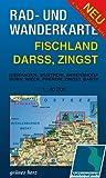Fischland, Darß, Zingst 1 : 30 000 Rad- und Wanderkarte: Mit Dierhagen, Wustrow, Ahrenshoop, Born, Wieck, Prerow, Zingst, Barth