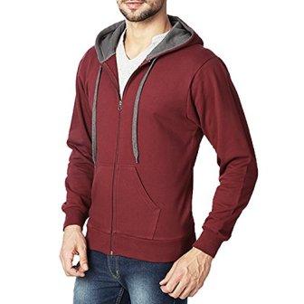 Rodid Full Sleeve Solid Men's Sweatshirt (B-HWSSWTZ-M-XXL)