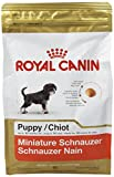 Royal Canin Miniature Schnauzer Puppy Dry Dog Food, 2.5-Pound