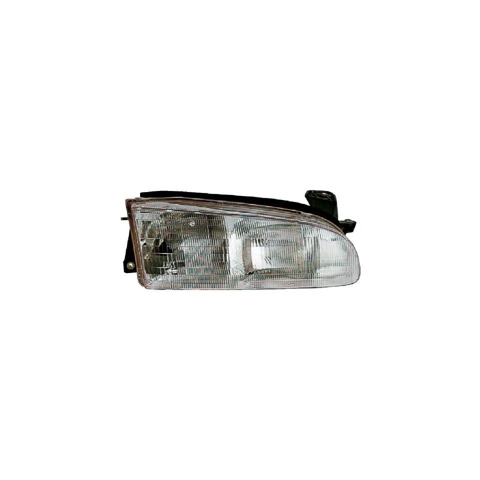 medium resolution of chevrolet geo prizm headlight left side