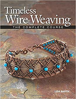 wire woven jewellery book