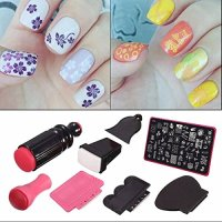 (VIDEO Review) Nail Art Stamper,DANCINGNAIL Beauty Lady ...