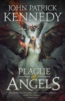 Plague of Angels (The Descended Book 1)| wearewordnerds.com