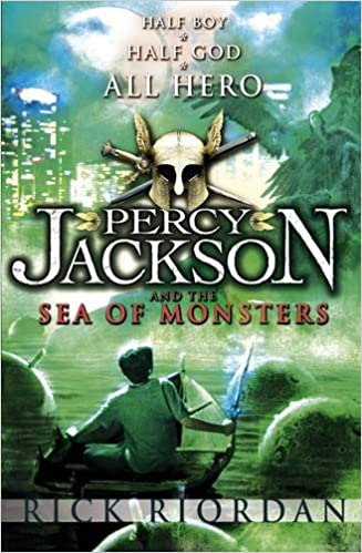Image result for sea of monsters book