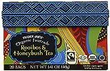 Trader Joe's Certified Organic Rooibos & Honeybush Tea 20 Bags - New Item!
