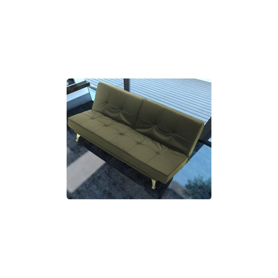 Bettsofa Leder Lounge Couch Leder Sofa Schlafsofa Schlafcouch Bettsofa On Popscreen