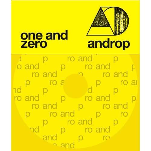 one and zero(初回限定盤)をAmazonでチェック!