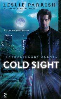 Cold Sight (Extra Sensory Agents, #1)