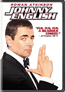"Cover of ""Johnny English (Widescreen Edit..."