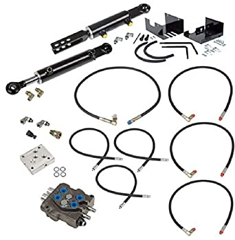 Amazon.com: HYDRAULIC CYLINDER KIT Ford 1320 1520 1720