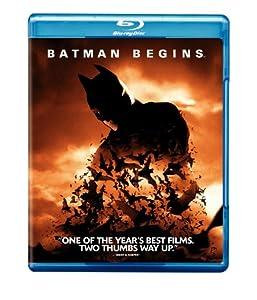 "Cover of ""Batman Begins (Widescreen Editi..."